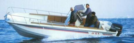 bateau j21